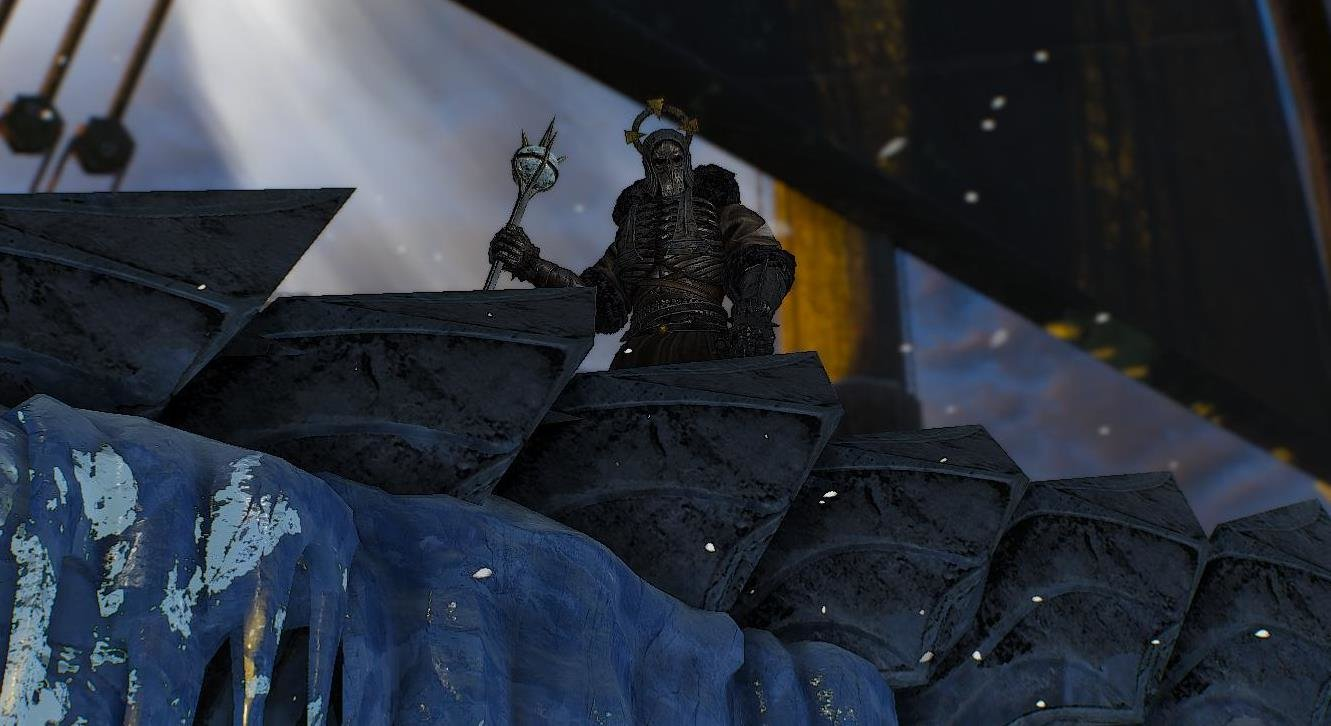 .... Ведьмак III (сборка Торна)