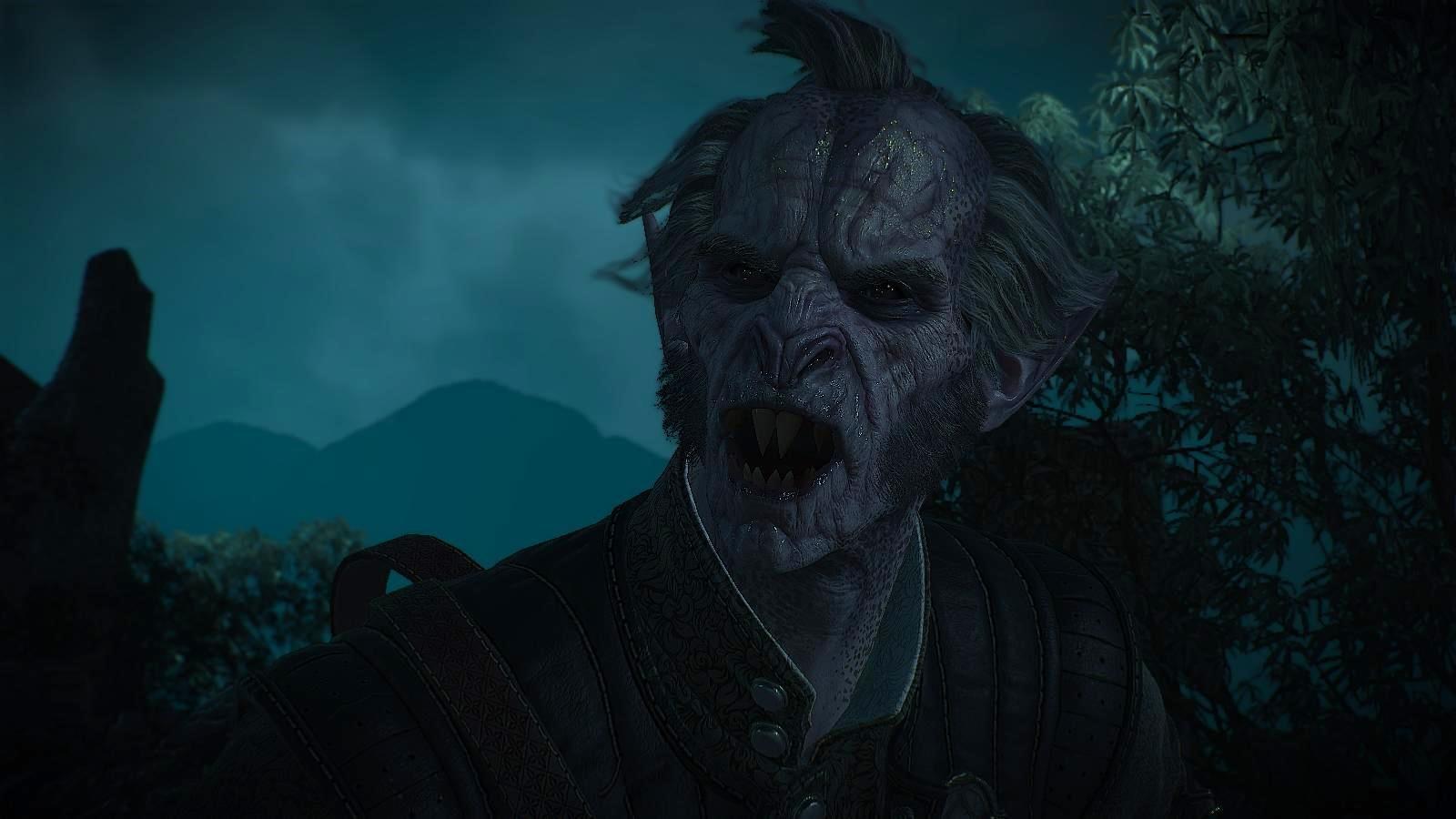 Регис. Ведьмак III (сборка Торна)