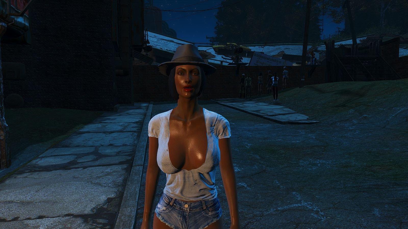 Поселенка и Ко )) Fallout-4 (Сборка 6.4)