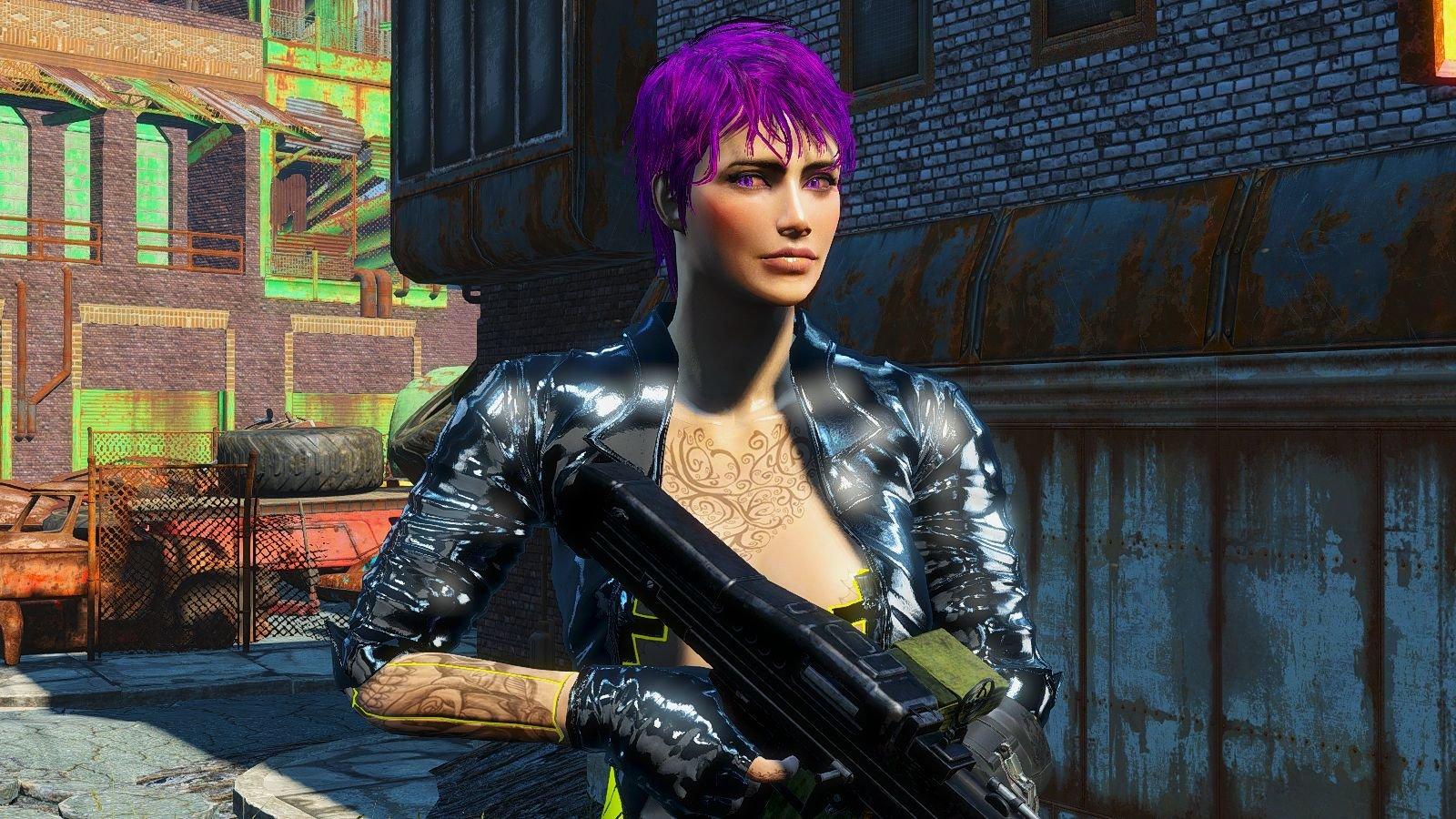 ЕВА. Fallout-4 (Сборка 6.4)