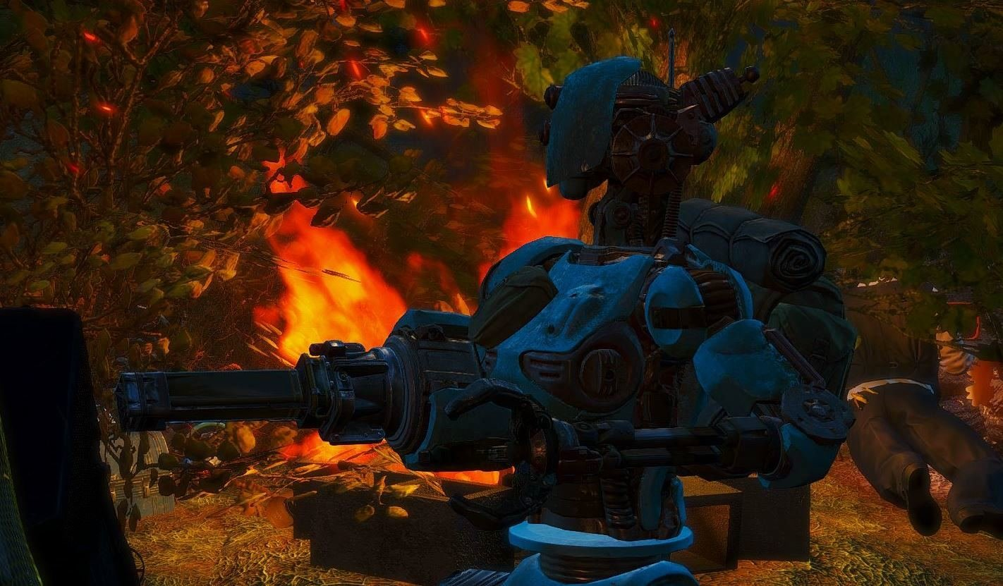 Ванильная Ада.. Fallout-4 (Сборка 6.4)