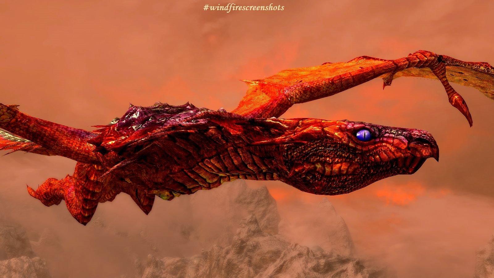Дракон.. SkyrimSE (сборка 6.0)