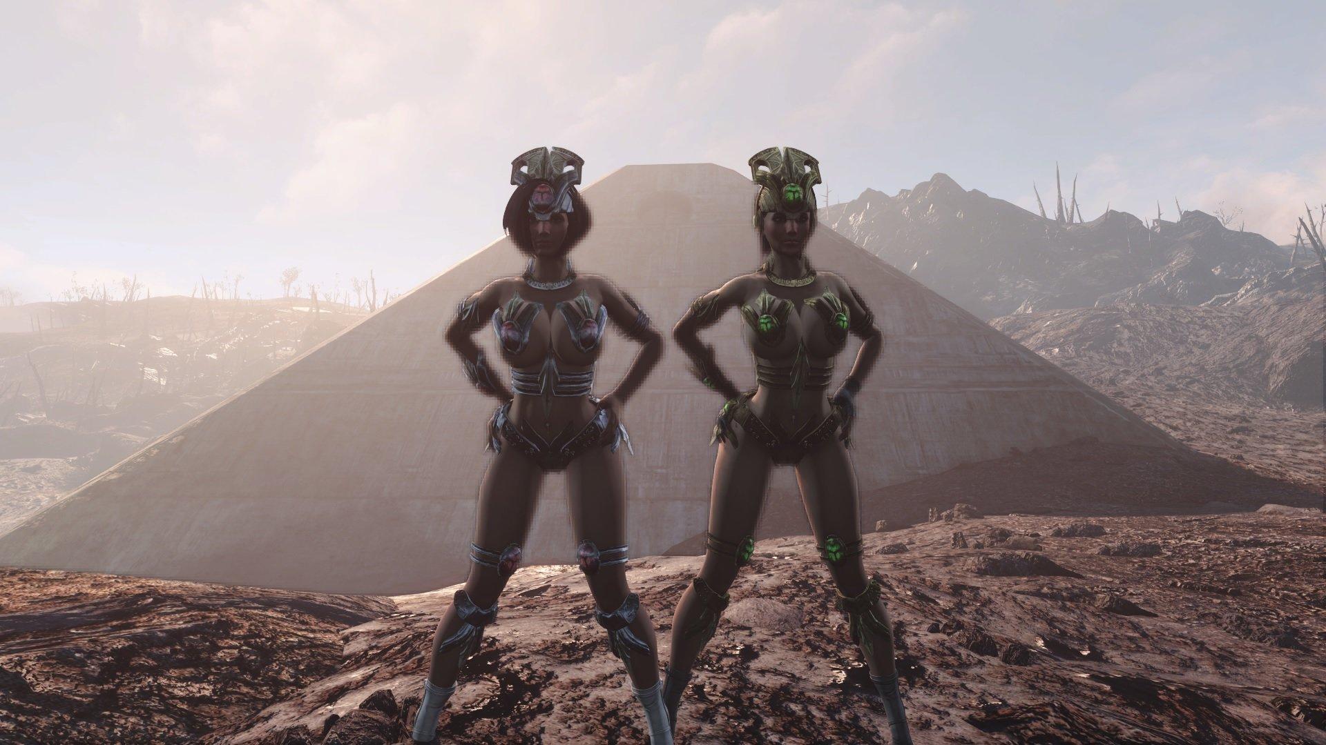 Fallout 4: Древние Богини Атома