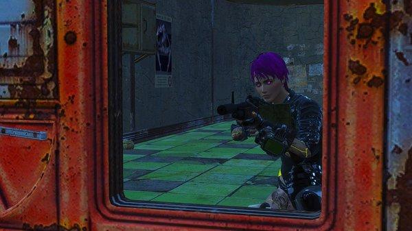 Затаившаяся Ева.. Fallout-4 (Сборка 6.4)