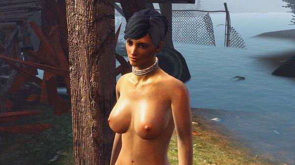 Пленница супермутантов.. Fallout-4 (Сборка 6.4)