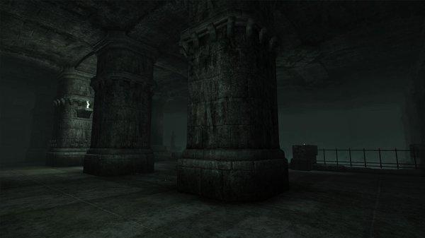 В заброшенном форте.. OBLIVION (Сборка 4.0)