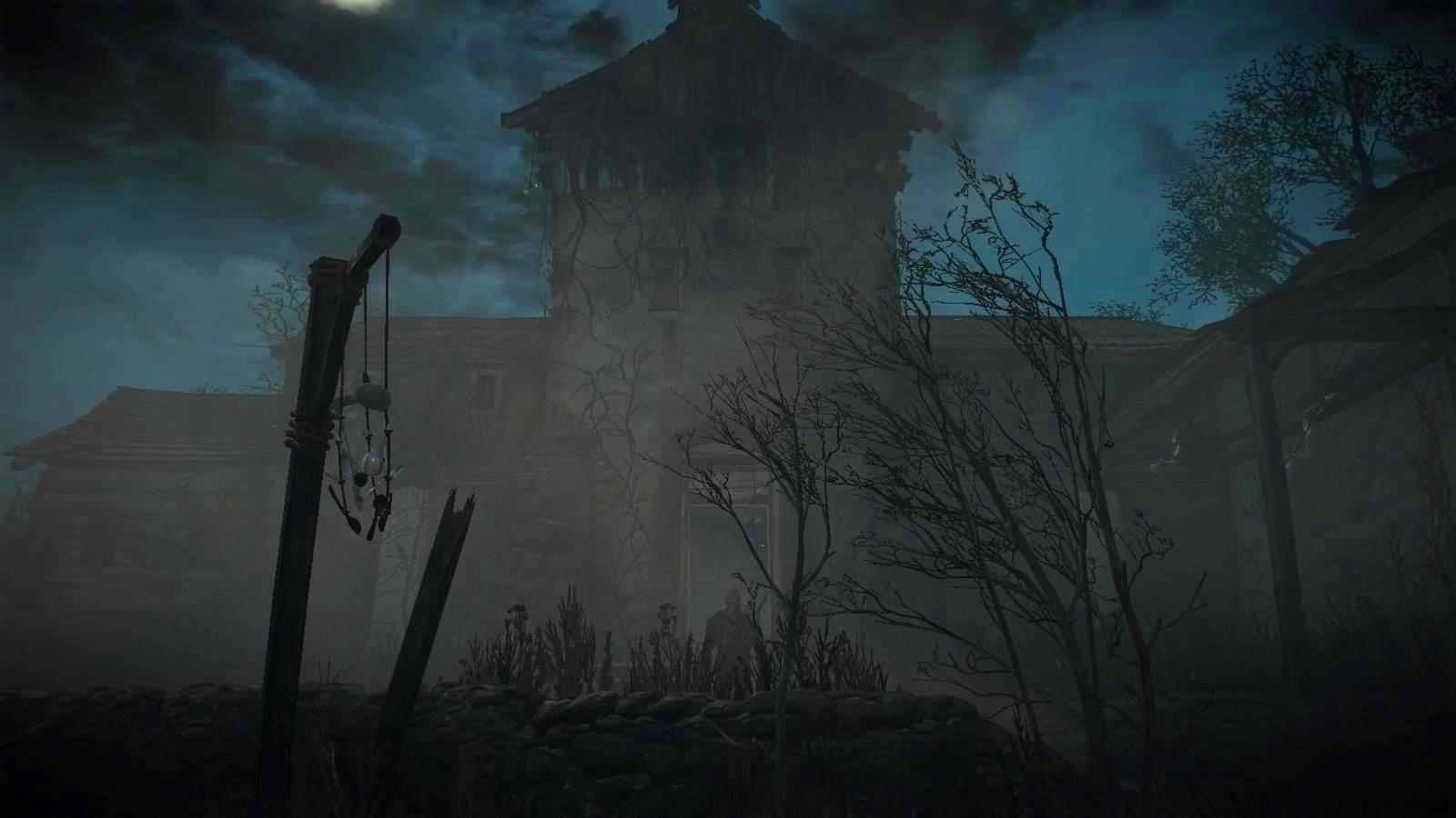 Мрачный домик.. Ведьмак III (сборка Торна)