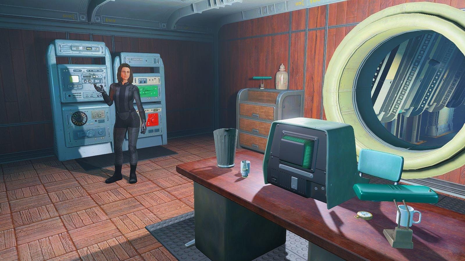 В Волтек.. Fallout-4 (Сборка 6.4)