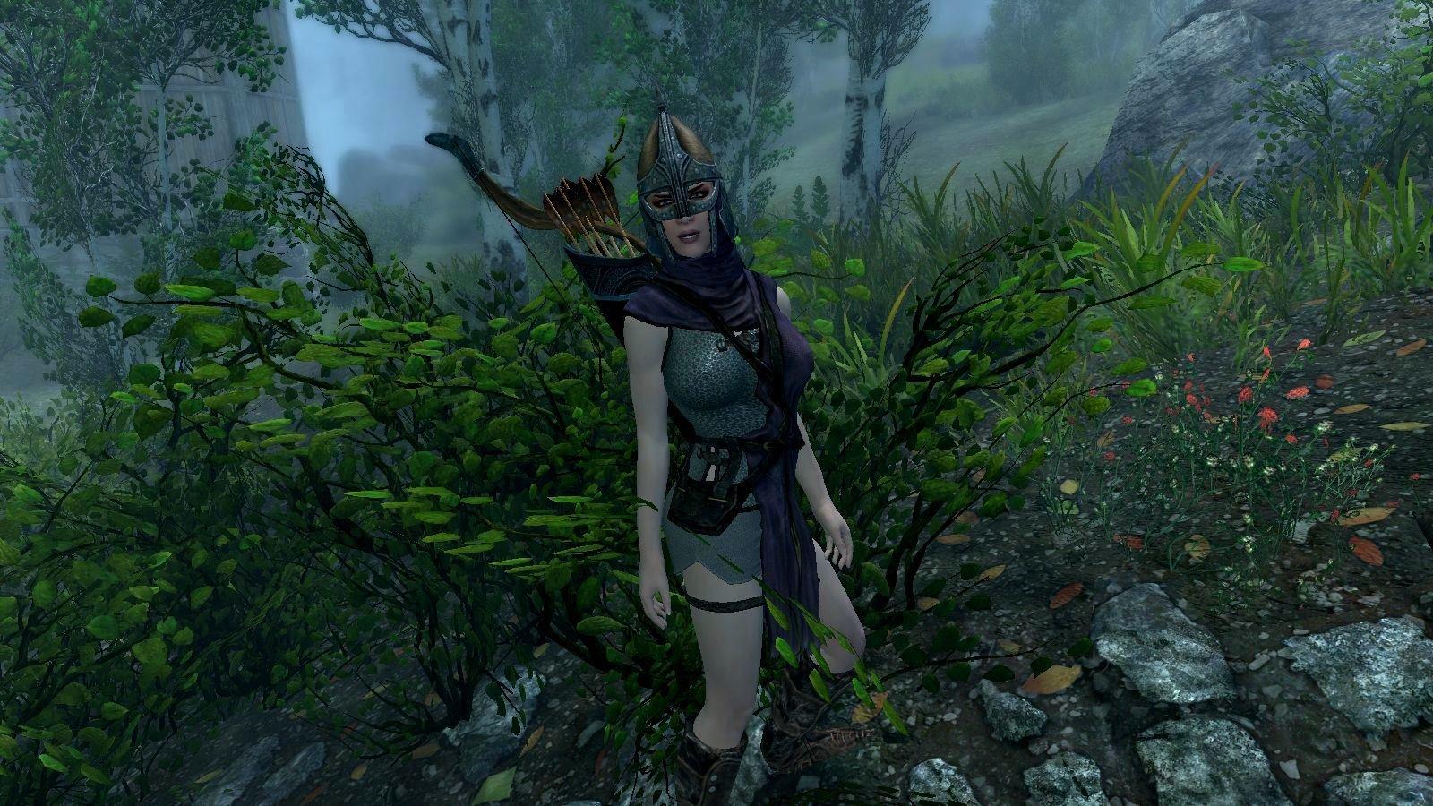 Стражница Рифтена.. SkyrimSE (сборка 6.0)