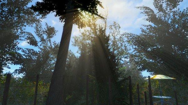 Пейзаж.. Fallout-4 (Сборка 6.4)