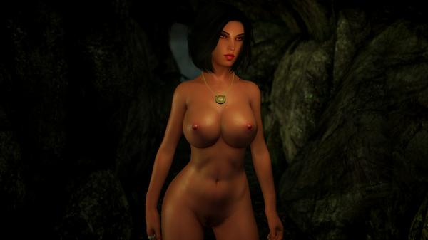 SkyrimSE - В пещерках