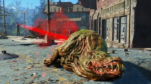 Псу злому по-жопе!!! )) Fallout-4 (Сборка 6.4)