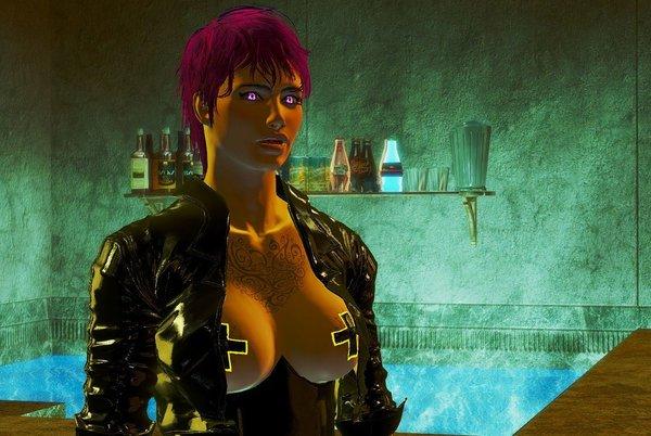 Ева.. Fallout-4 (Сборка 6.4)