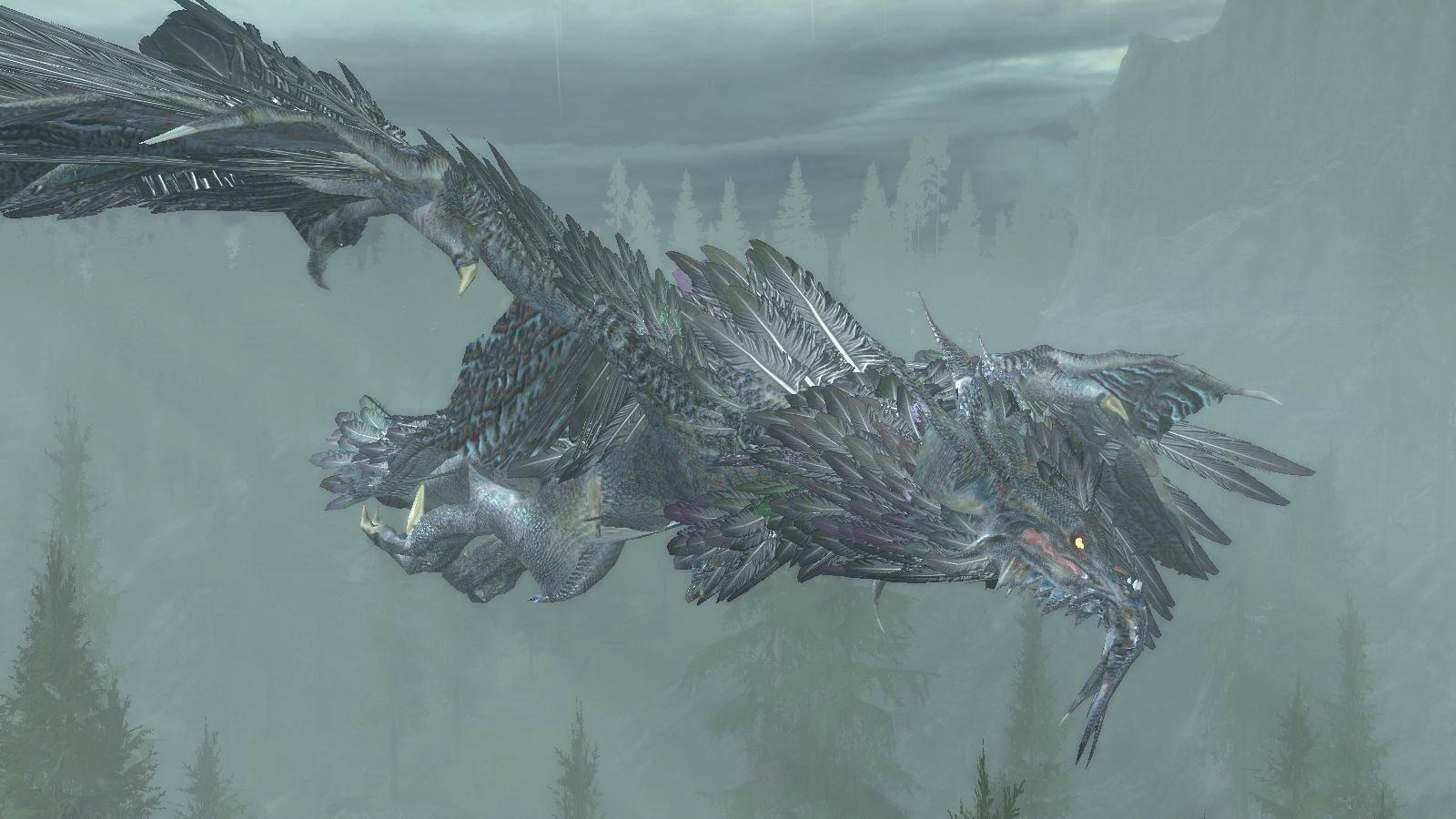 Пернатый дракон. SkyrimSE (сборка 6.0)