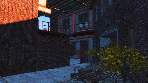 Новое поселение в гараже..