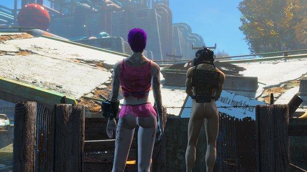 И ничего лишнего ;) Fallout-4 (Сборка 6.4)