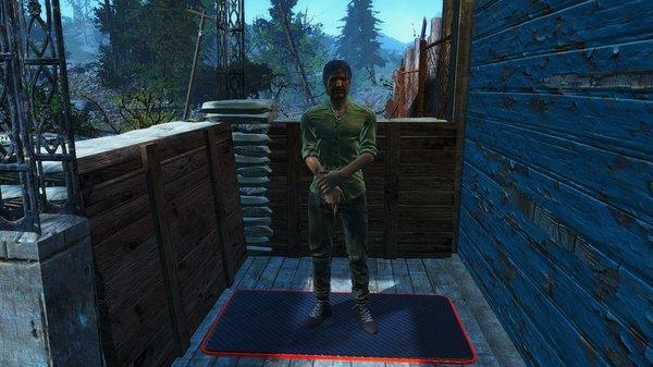 Поселенец на посту.. Fallout-4 (Сборка 6.4)
