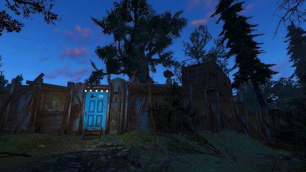 Новое поселение у Элеонор. Poselenia Windfire Fallout-4