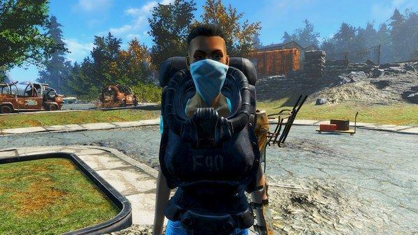 Масочный режим! Fallout-4 (Сборка 6.4)