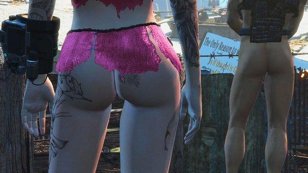 Попы )) Fallout-4 (Сборка 6.4)