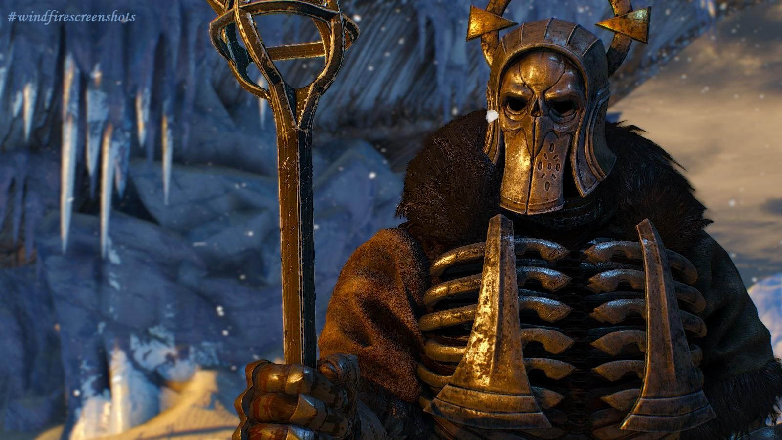 Карантир..... Ведьмак III (сборка Торна)