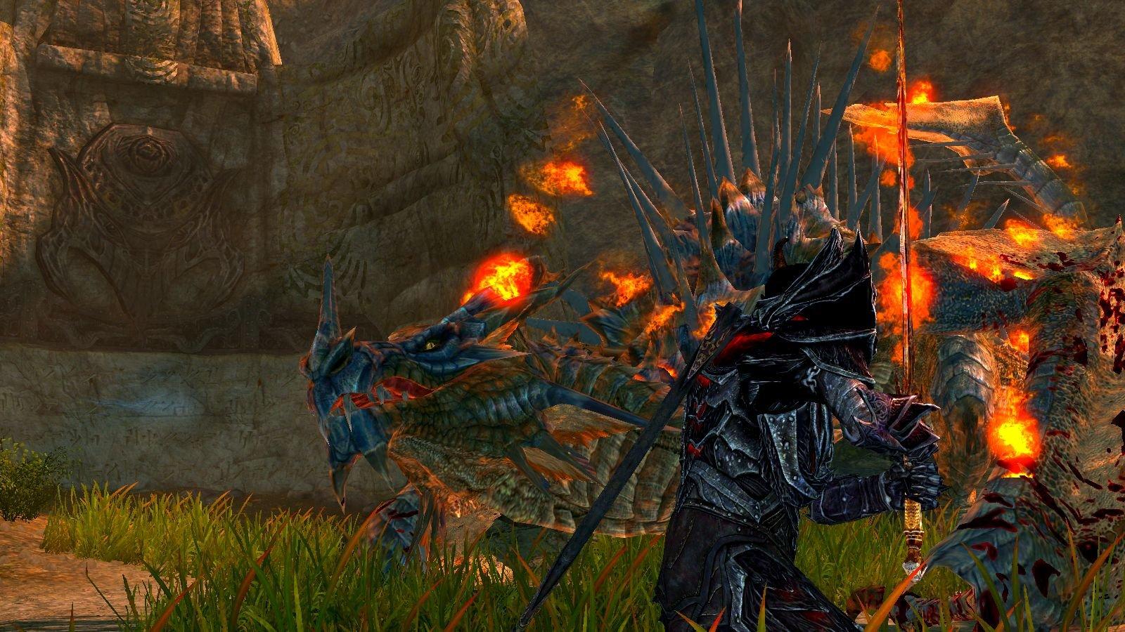 Бой с драконом.. SkyrimSE (сборка 6.0)