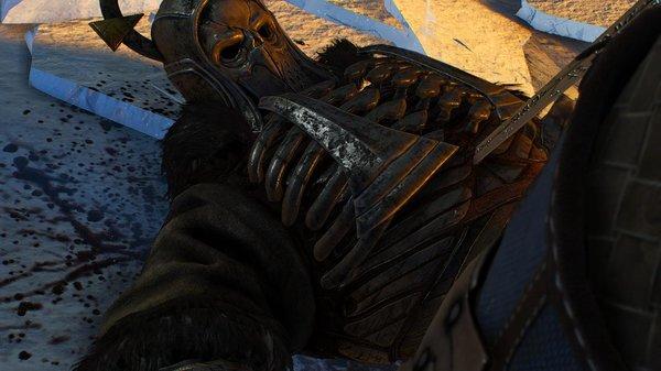 Смерть Карантира.. Ведьмак III (сборка Торна)