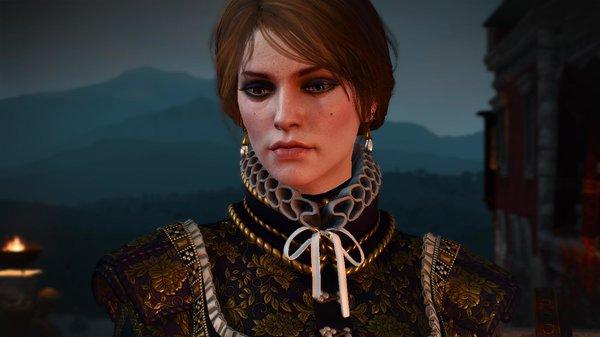 Анна Генриетта. Ведьмак III (сборка Торна)