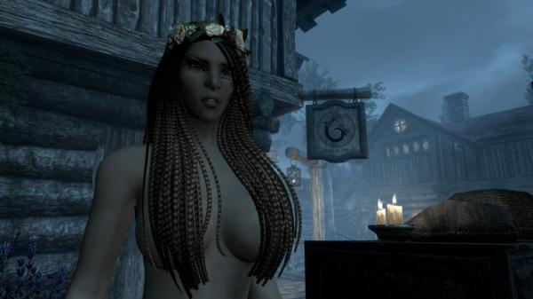 Знакомьтесь, лесная эльфийка Аннетта!