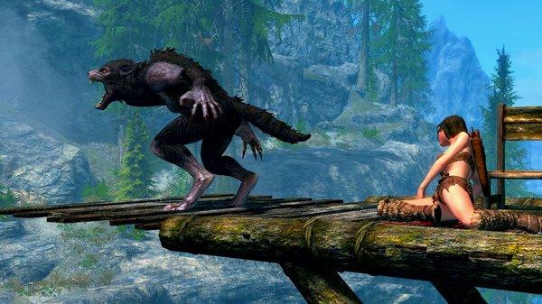 Werewolf.. SkyrimSE (сборка 6.0)