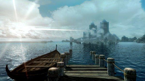 Пейзаж.. SkyrimSE (сборка 6.0)