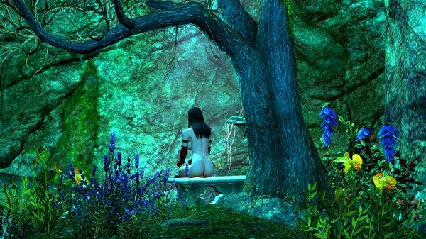 Велена в саду алхимика.. SkyrimSE (сборка 6.0)
