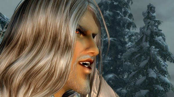 Вампирская улыбка ;) SkyrimSE (сборка 6.0)