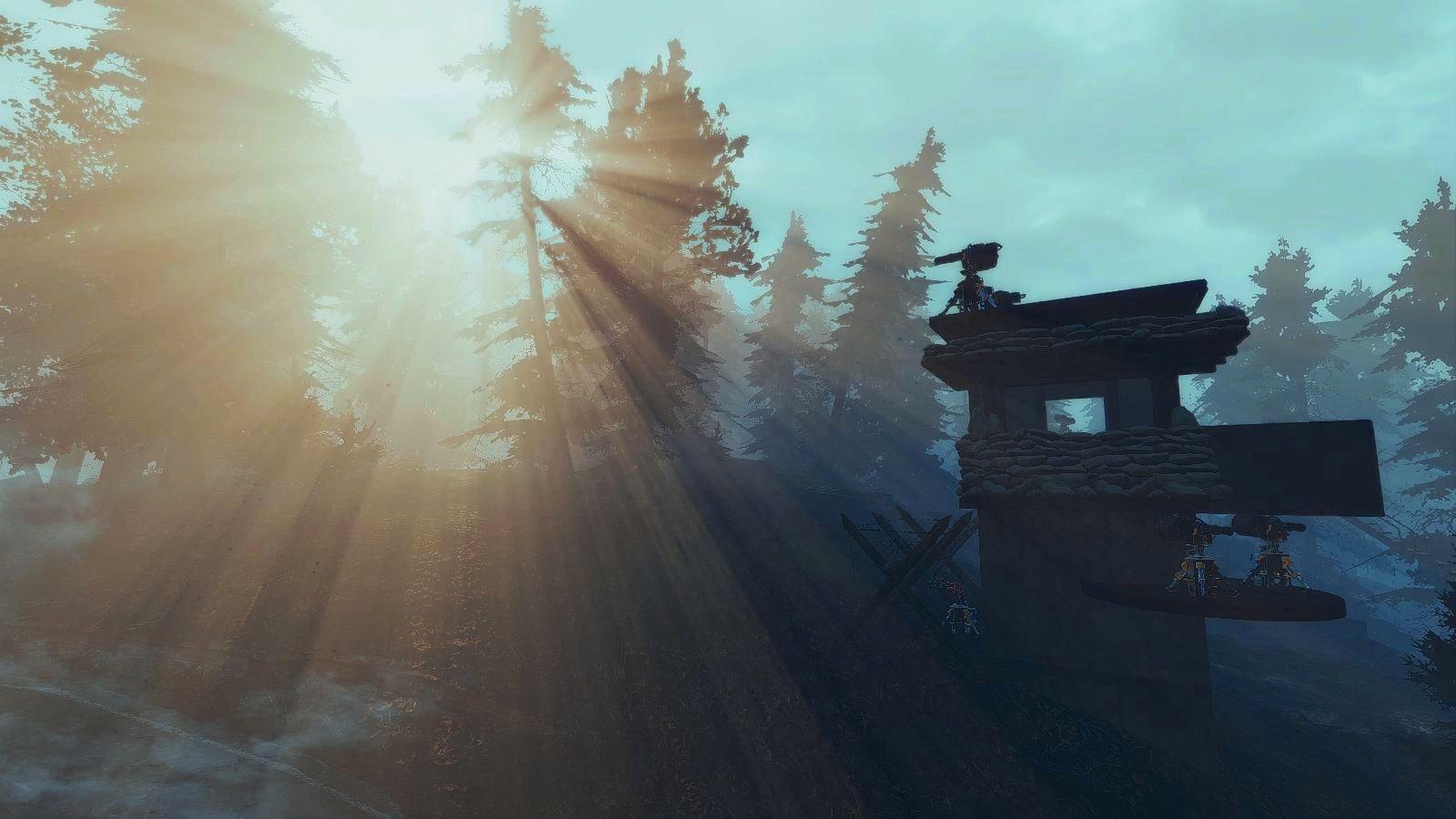 Красота в безумном мире.. Fallout-4 (Сборка 6.5)