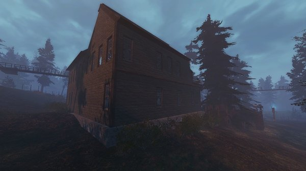 Что за поселение на Фар Харборе?  Fallout-4