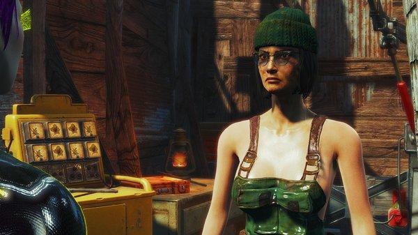 """Я морячка - ты рыбак!"" ))) Fallout-4 (Сборка 6.5)"