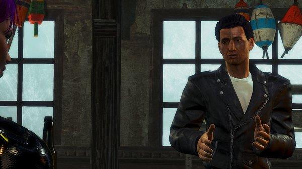 Митч.. Fallout-4 (Сборка 6.5)