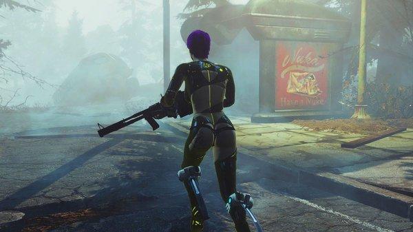 Туманно... Fallout-4 (Сборка 6.5)