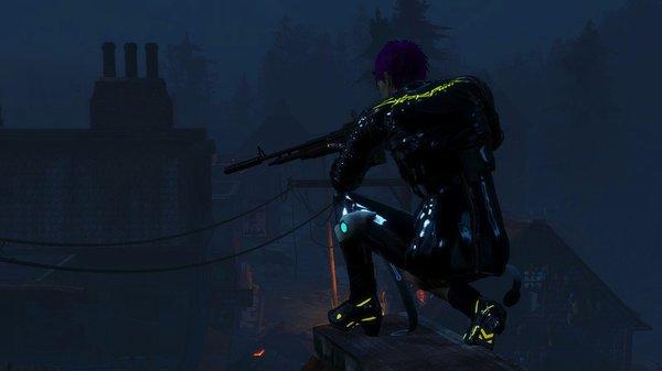 Сумеречный охотник. Fallout-4 (Сборка 6.5)