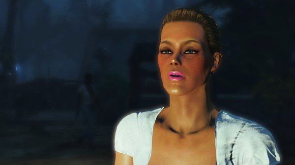 Розовая помада.. Fallout-4 (Сборка 6.5)