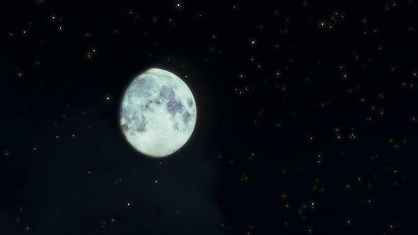 Ночное небо.. Fallout-4 (Сборка 6.5)