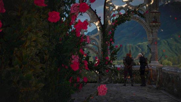 "(с)""А по утрам, так дивно пахнут розы.."""