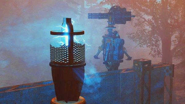 Poselenia Windfire Fallout-4
