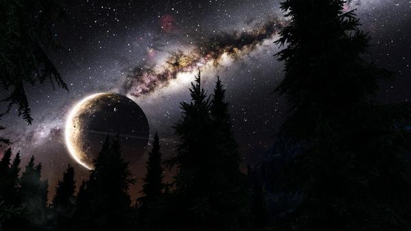 SkyrimSE - Млечный путь