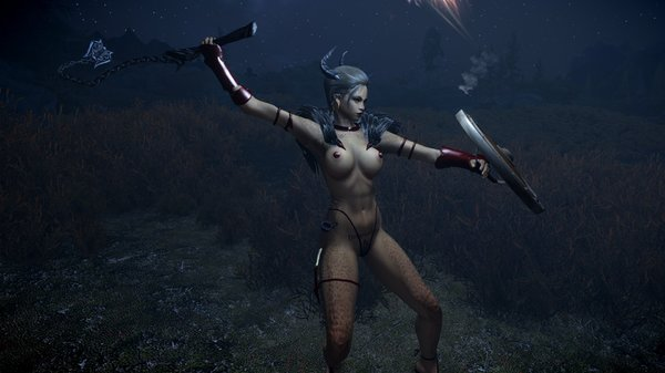 Drakosha in Skyrim