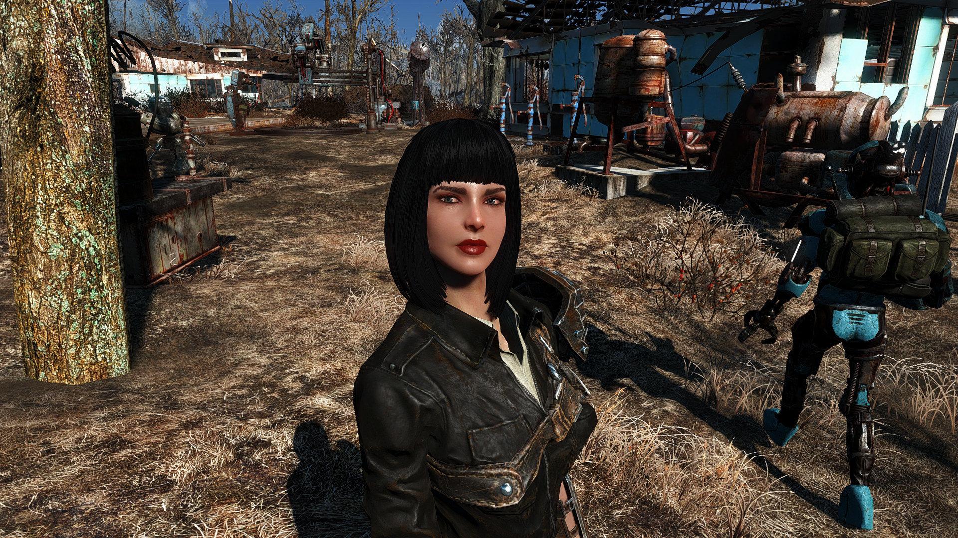 Wastelander Barb Companion Rus