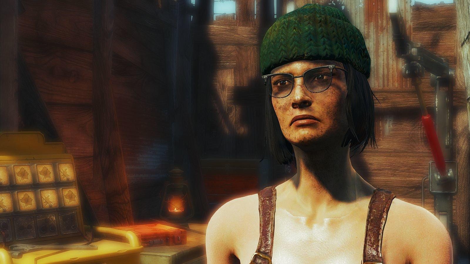 Морячка.. Fallout-4 (Сборка 6.5)