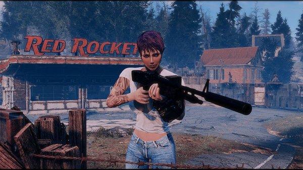 Стой! Кто шуршит?! ;) Fallout-4 (Сборка 6.5)