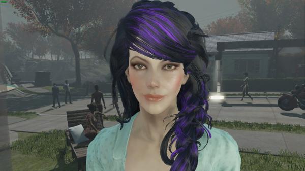 Обновлённое лицо Норы.