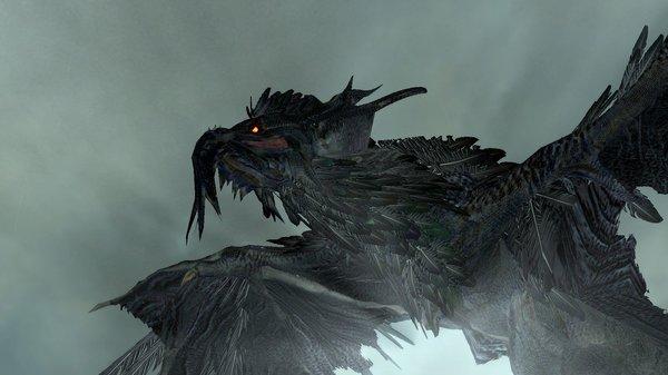 Пернатый дракон.. SkyrimSE (сборка 6.0)
